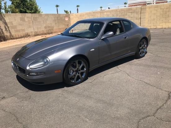 2002 Maserati Sport Coupe GT