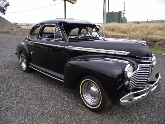 1941 Chevrolet Master Deluxe B    Auctions Online | Proxibid