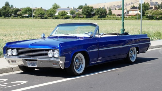 1963 Oldsmobile Convertible