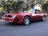 1976 Pontiac Trans Am 2 dr coupe