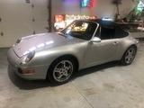 1997 Porsche 911 Cabriolet Low Miles