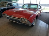 1962 Ford Thunderbird Coupe