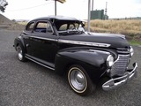 1941 Chevrolet Master Deluxe Business Coupe