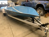 1972 Walst Boat Trailer to be sold with Lot 407