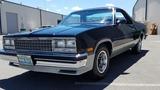 1986 Chevrolet El Camino pickup Low Miles