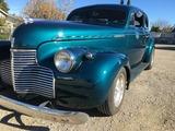 1940 Chevrolet Master Deluxe 2dr sedan