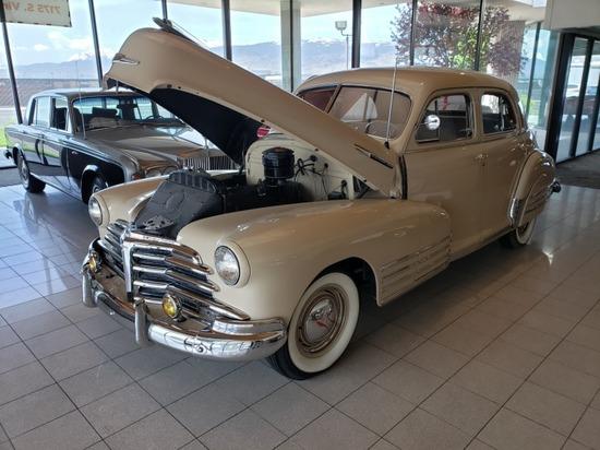 1947 Chevrolet Fleetline Sedan