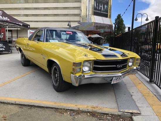 1971 El Camino Hot August Nights Charity Car