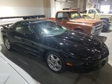 2002 Pontiac Trans Am T-Tops