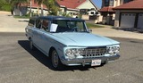 1962 Rambler Ambassador Cross Country Wagon