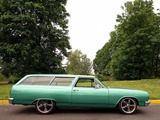 1965 Chevrolet Malibu Wagon Custom