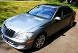 2008 Mercedes-Benz S550 4 door sedan