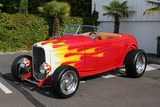 1932 Ford Custom Convertible