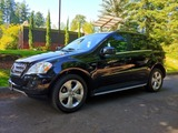 2011 Mercedes-Benz ML350 CDI 4MATIC SUV