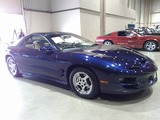 1998 Pontiac Firebird Trans AM 2 door coupe