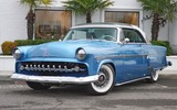 1954 Ford Crestline COUPE