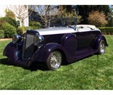 1934 Chrysler Cabriolet Street rod