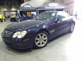 2003 Mercedes Benz SL