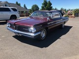 1962 Pontiac Catalina 2 Door Hardtop