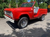 1966 Ford Bronco U-13 Roadster