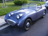 1960 Austin Healey Bug Eye Sprite - 2 door convertible