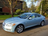 2011 Jaguar XF Luxury Sedan