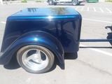 2000 AER Utility Trailer - sold with Lot S200