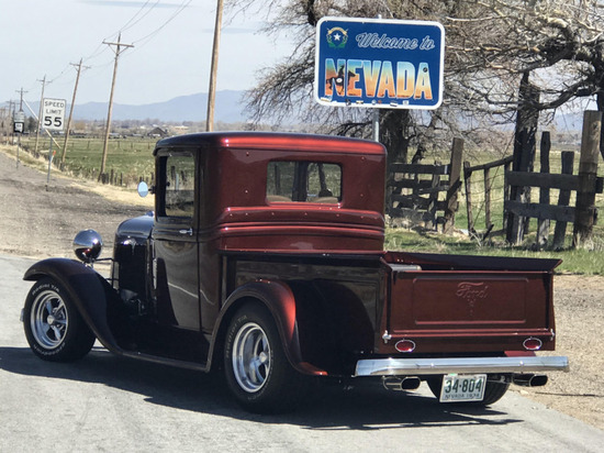 1934 Ford 1/2 Pickup