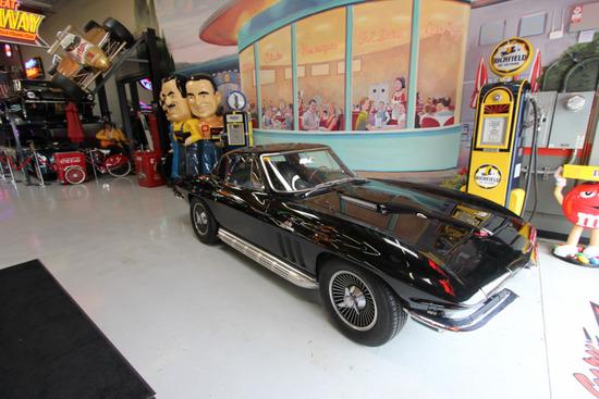 1966 Chevrolet Corvette 427/425 H.P.