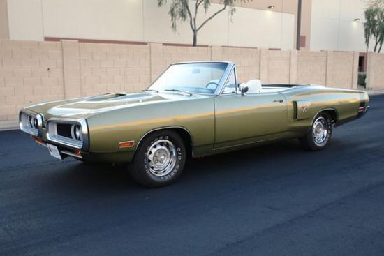 1970 Dodge Coronet RT Convertible