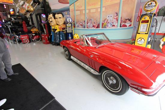1966 Chevrolet Corvette Roadster