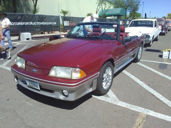 1989 Mustang GT Convertible
