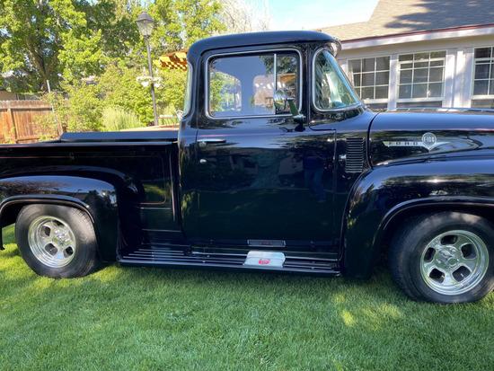 1956 Ford F100 Big Window Pickup