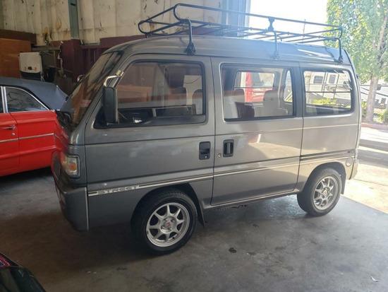 1991 Honda Street Car Van