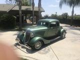 1934 Ford 5 Window Steel car