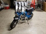 1970 Honda CT70 Trail Bike
