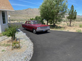 1963 Ford Fairlane 4 door sedan