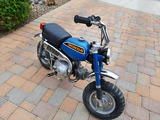 1973 Honda Z50 Motorcycle