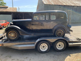 1935 Chevrolet 2 Door Sedan - Barn Find