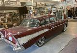 1957 Chevrolet  2 door Custom