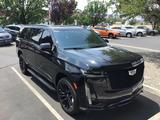 2021 Cadillac Escalade ESV Platinum 4 X 4