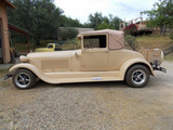 1928 Ford Model A Sports  Coupe
