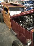 1933 Ford Woody Wagon