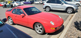 1993 Porsche 968 2 Door Coupe