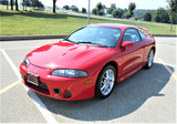 1999 Mitsubishi Eclipse GSX