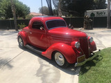 1936 Ford 3 window Coupe All Steel body