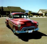 1950 Oldsmobile Rocket 88 Coupe