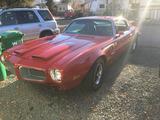 1972 Pontiac Firebird Coupe