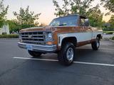 1979 Chevrolet Shortwide 4 x 4
