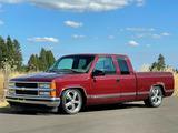 1998 Chevrolet Silverado Extra Cab SWB